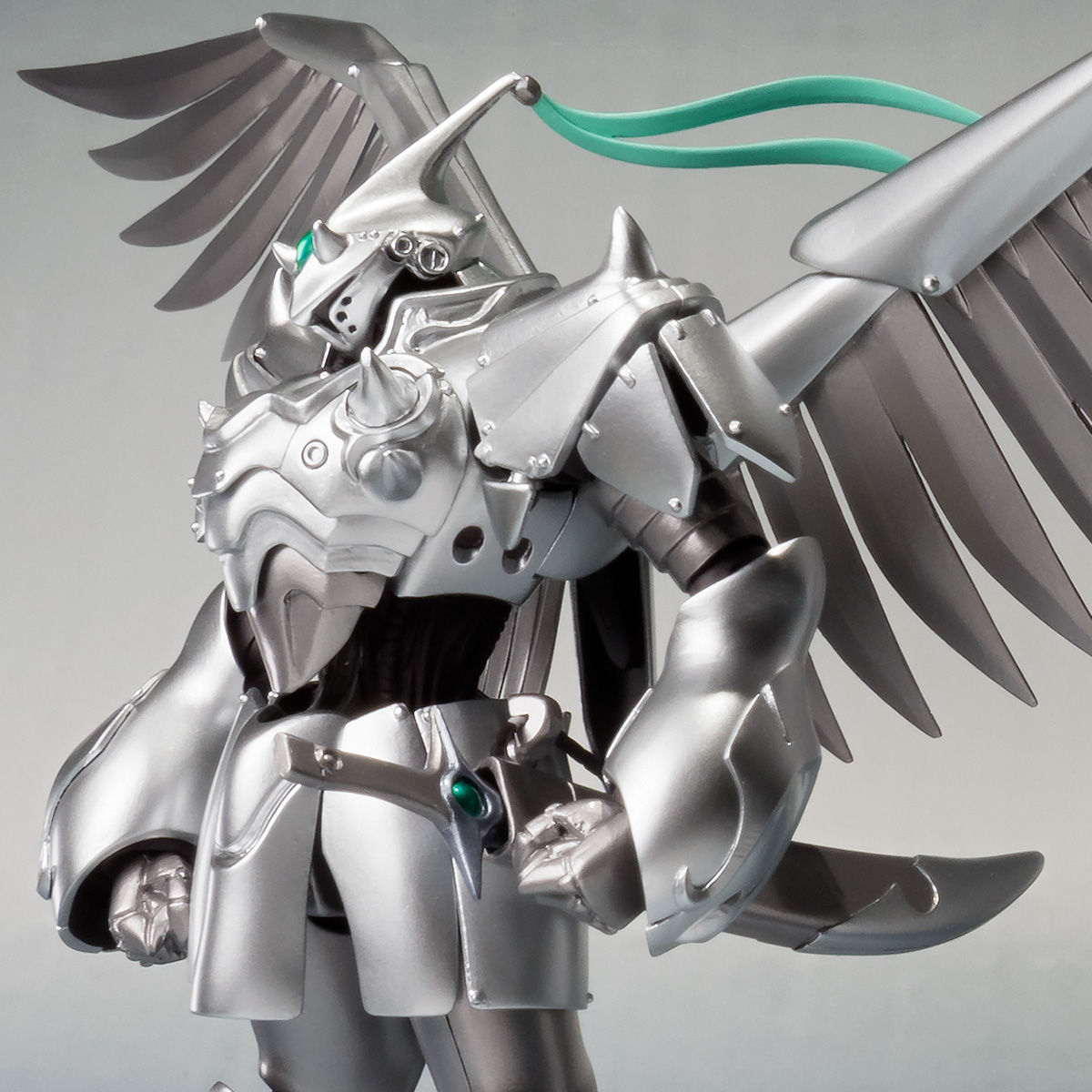 ROBOT魂〈SIDE PB〉『飛甲兵』機甲界ガリアン 鉄の紋章 可動フィギュア-001