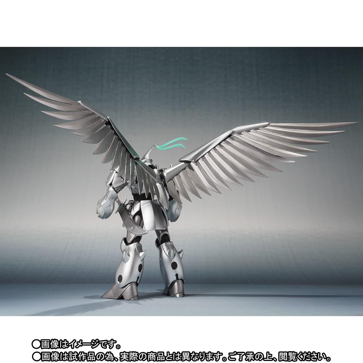 ROBOT魂〈SIDE PB〉『飛甲兵』機甲界ガリアン 鉄の紋章 可動フィギュア-002