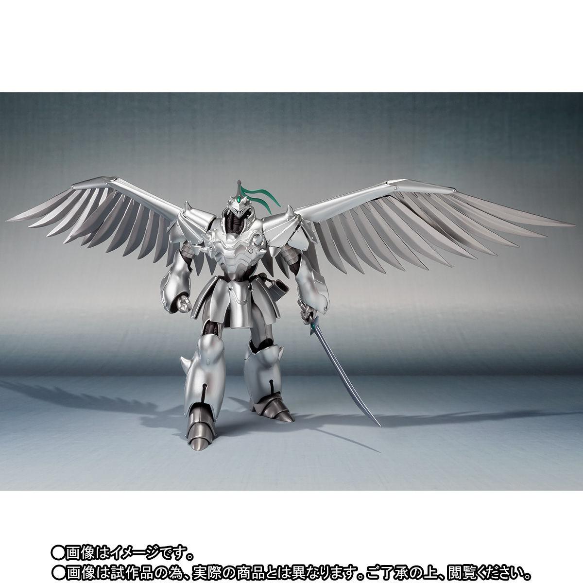 ROBOT魂〈SIDE PB〉『飛甲兵』機甲界ガリアン 鉄の紋章 可動フィギュア-003