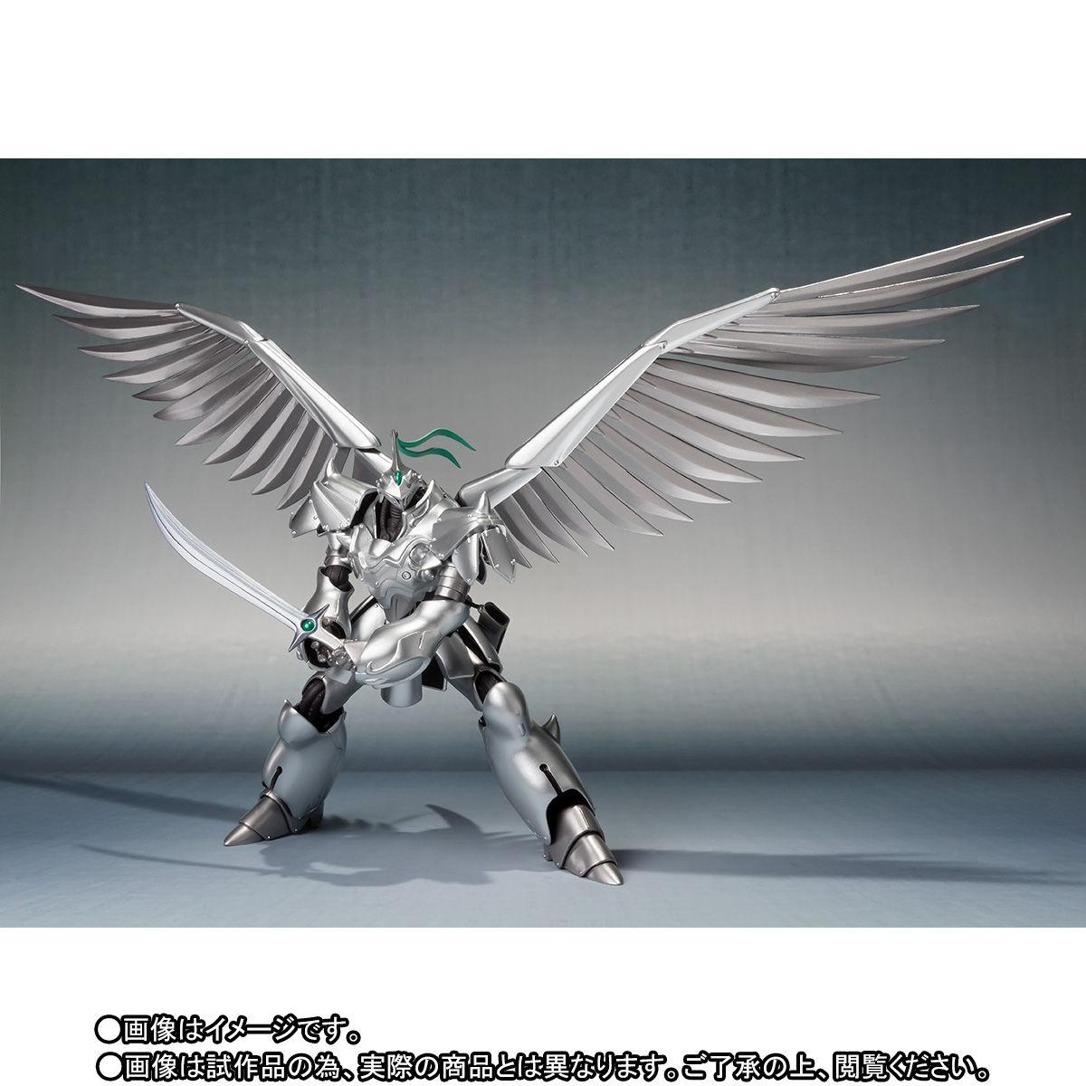 ROBOT魂〈SIDE PB〉『飛甲兵』機甲界ガリアン 鉄の紋章 可動フィギュア-004