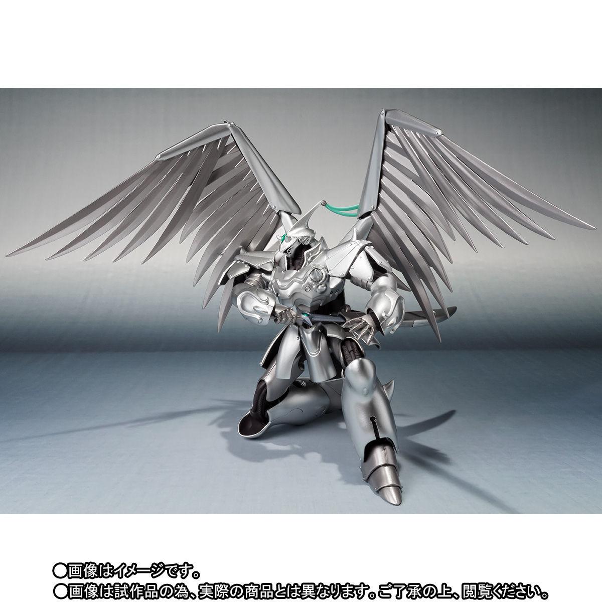 ROBOT魂〈SIDE PB〉『飛甲兵』機甲界ガリアン 鉄の紋章 可動フィギュア-005