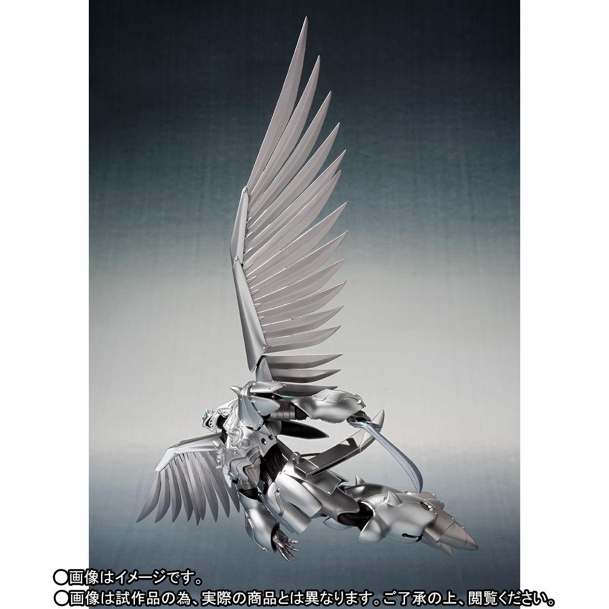 ROBOT魂〈SIDE PB〉『飛甲兵』機甲界ガリアン 鉄の紋章 可動フィギュア-006