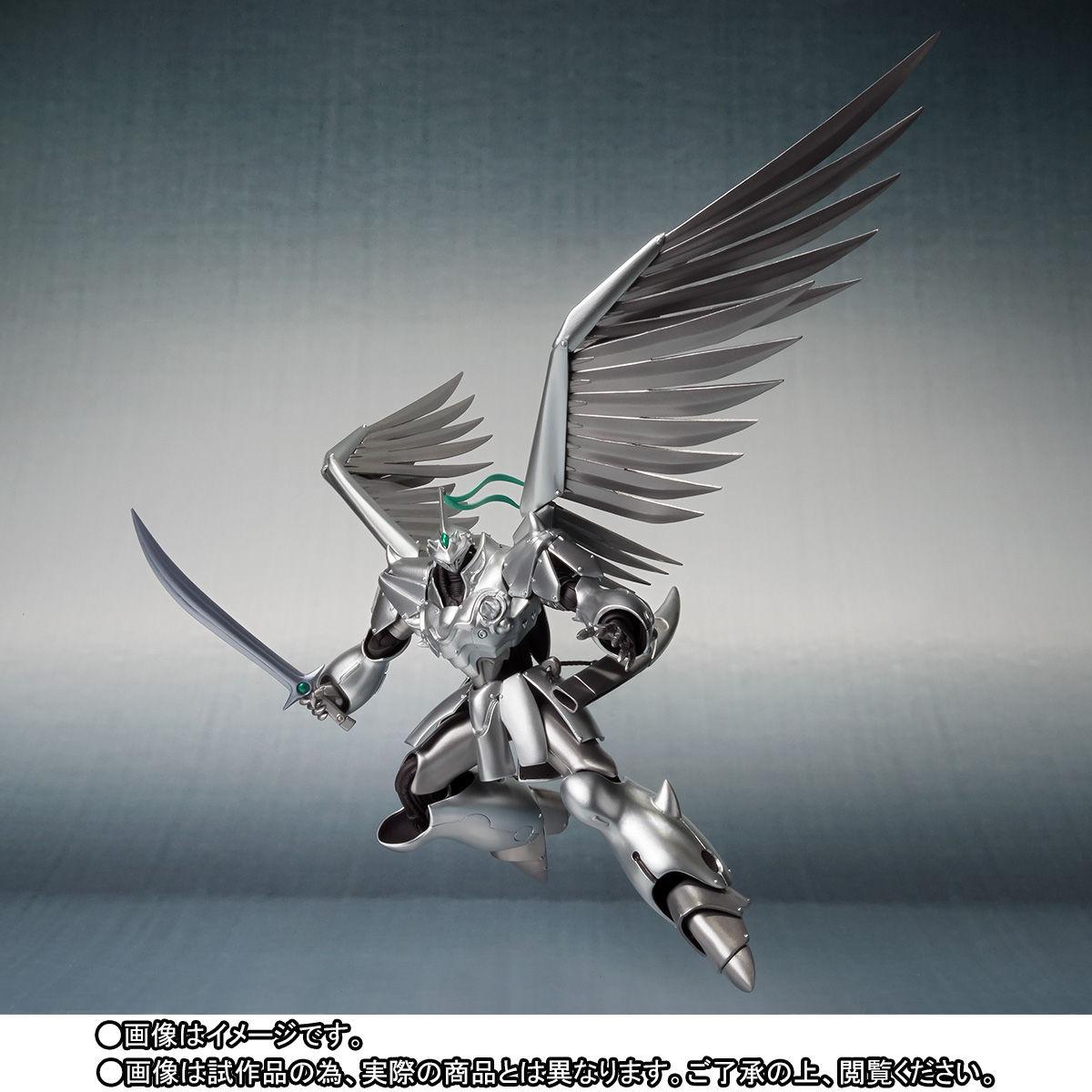 ROBOT魂〈SIDE PB〉『飛甲兵』機甲界ガリアン 鉄の紋章 可動フィギュア-007