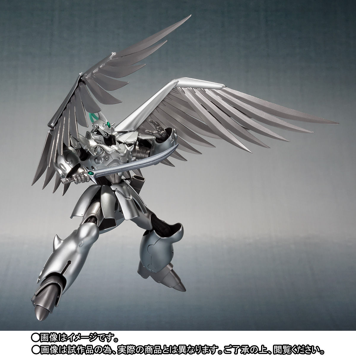 ROBOT魂〈SIDE PB〉『飛甲兵』機甲界ガリアン 鉄の紋章 可動フィギュア-008