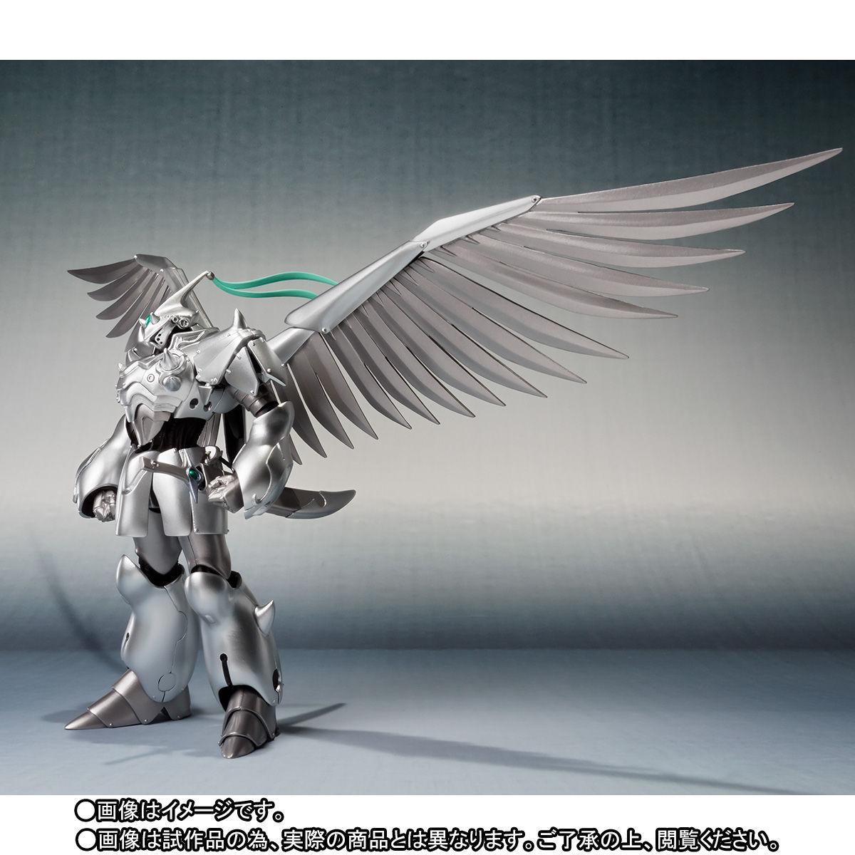 ROBOT魂〈SIDE PB〉『飛甲兵』機甲界ガリアン 鉄の紋章 可動フィギュア-009