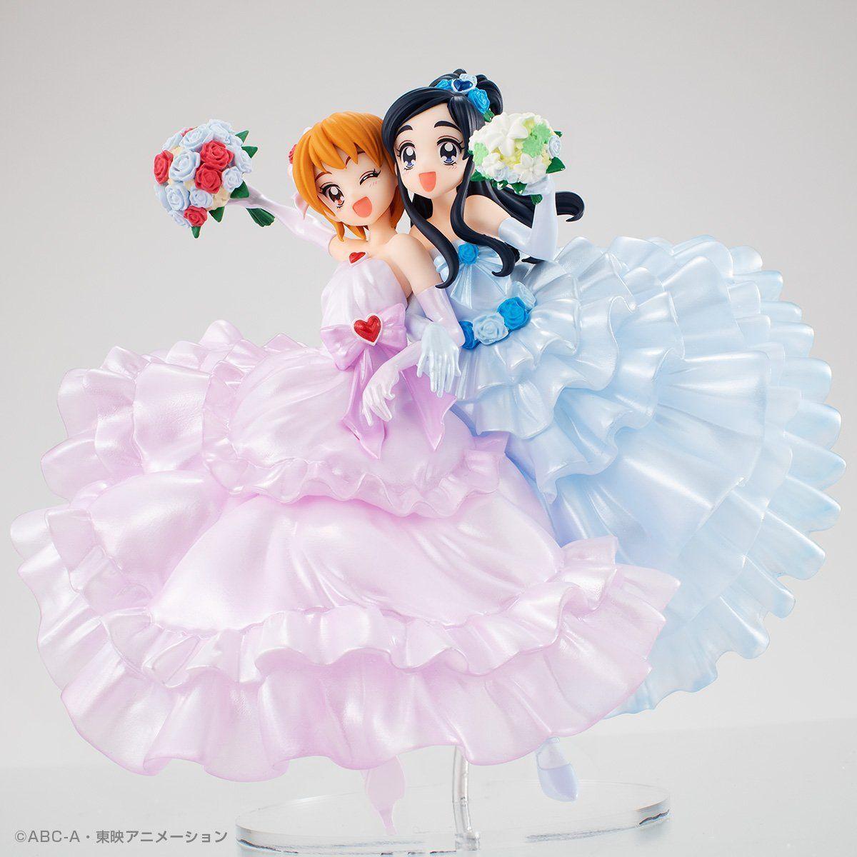 HG GIRLS『ふたりはプリキュアメモリアルフィギュア』完成品フィギュア-002