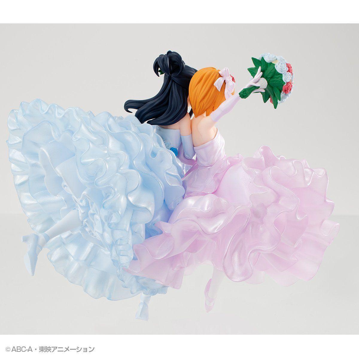 HG GIRLS『ふたりはプリキュアメモリアルフィギュア』完成品フィギュア-003