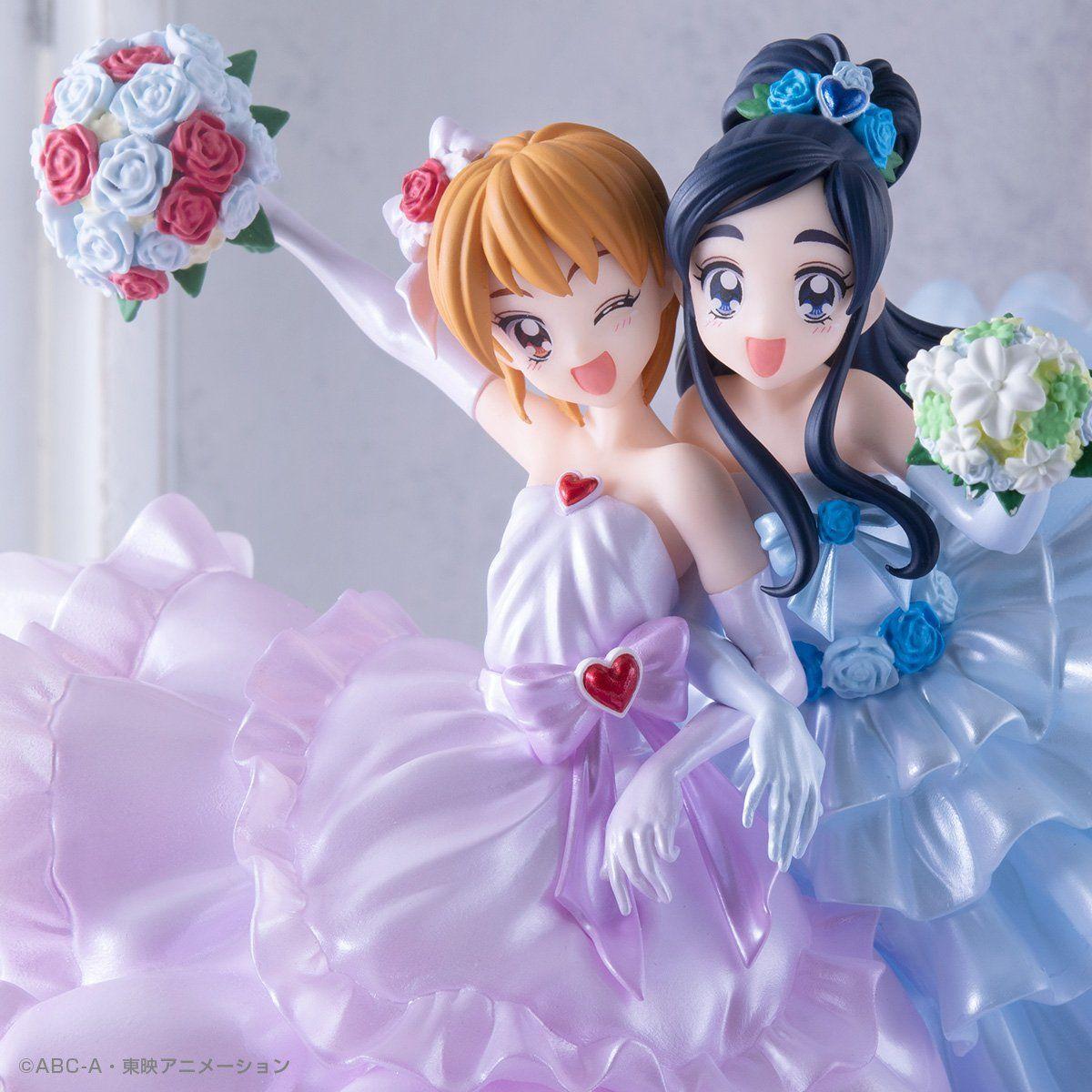 HG GIRLS『ふたりはプリキュアメモリアルフィギュア』完成品フィギュア-005