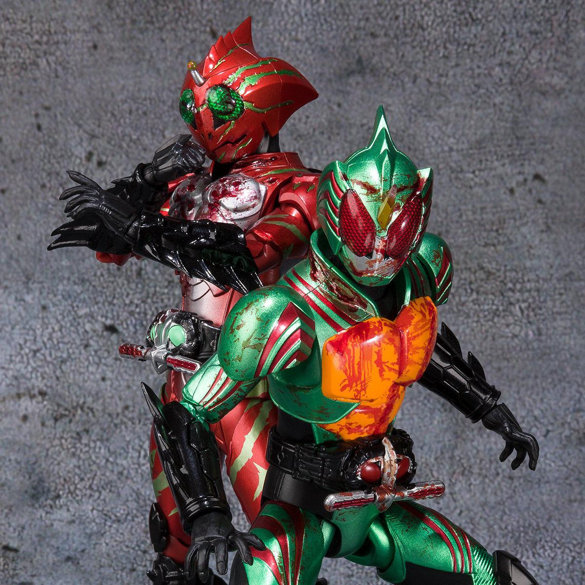S.H.フィギュアーツ『仮面ライダーアマゾンズ 最後ノ審判セット』可動フィギュア-001