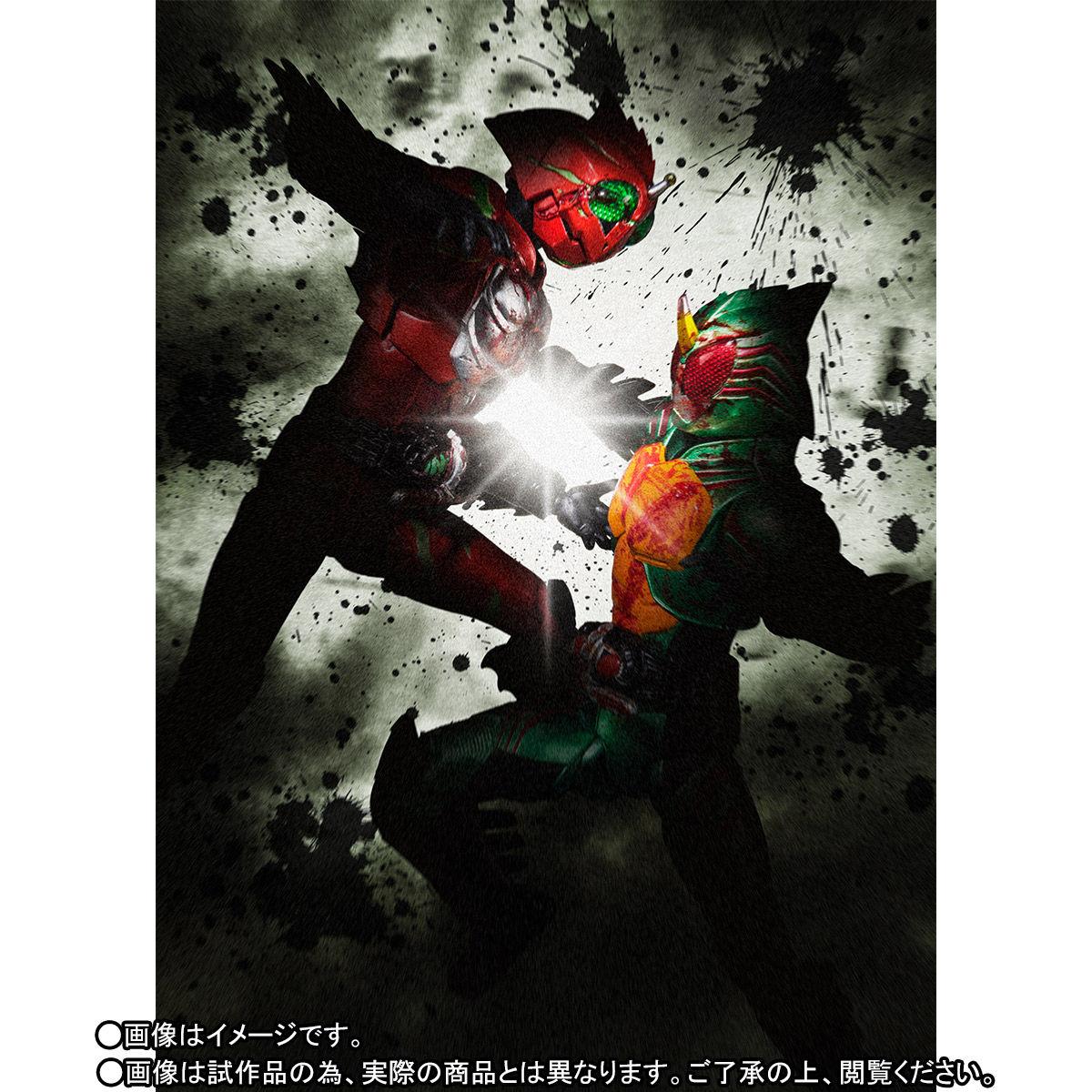 S.H.フィギュアーツ『仮面ライダーアマゾンズ 最後ノ審判セット』可動フィギュア-002