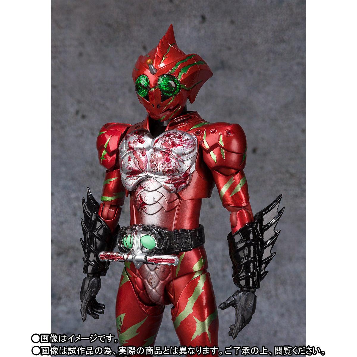 S.H.フィギュアーツ『仮面ライダーアマゾンズ 最後ノ審判セット』可動フィギュア-004