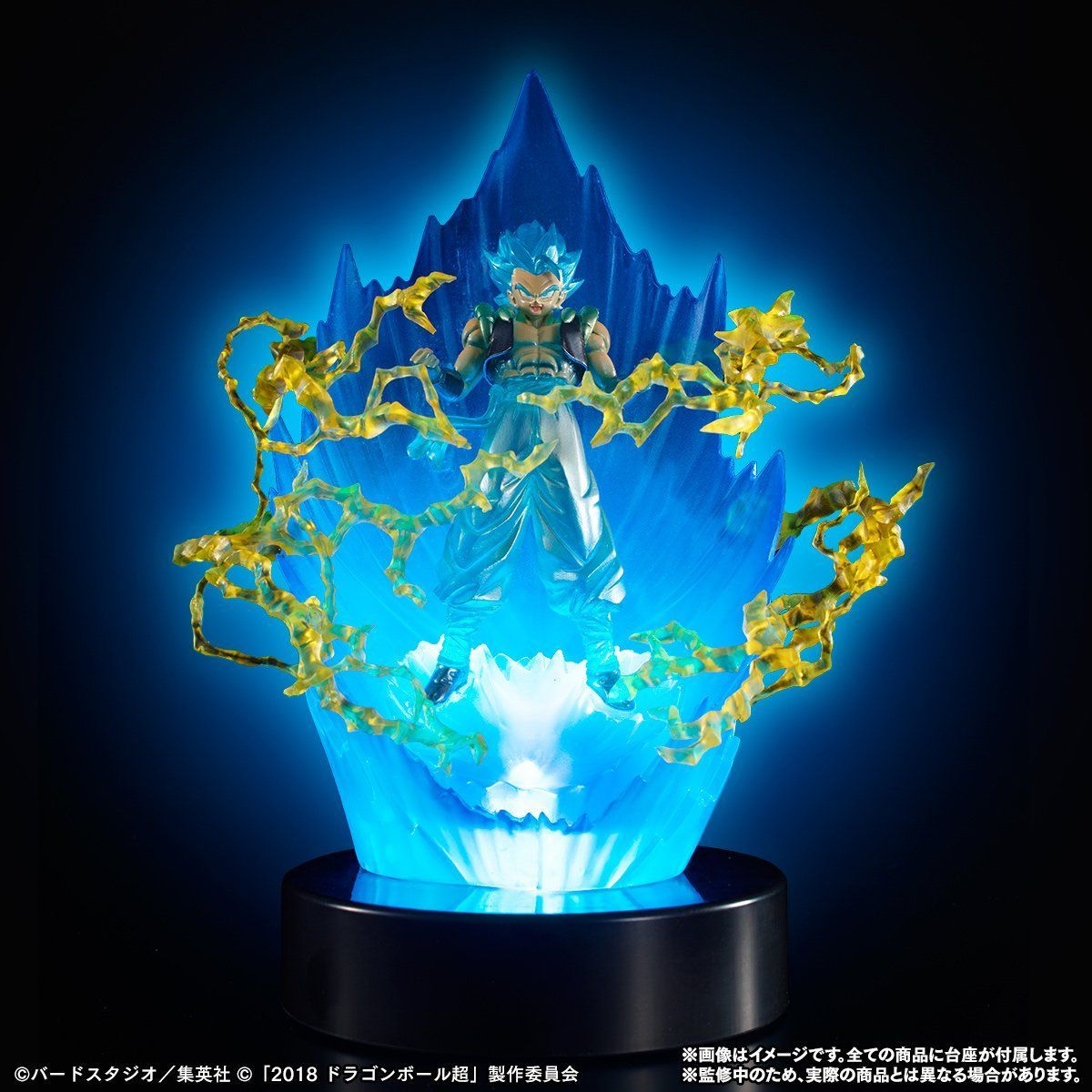 HGシリーズ『映画ドラゴンボール超 悟空!ベジータ!フュージョンセット』全8種-002