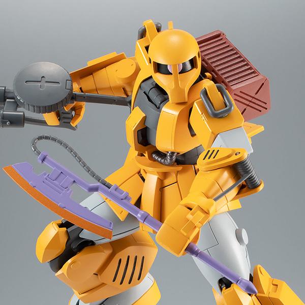 ROBOT魂〈SIDE MS〉『MS-06W 一般作業型ザク ver. A.N.I.M.E.』ガンダムMSV 可動フィギュア