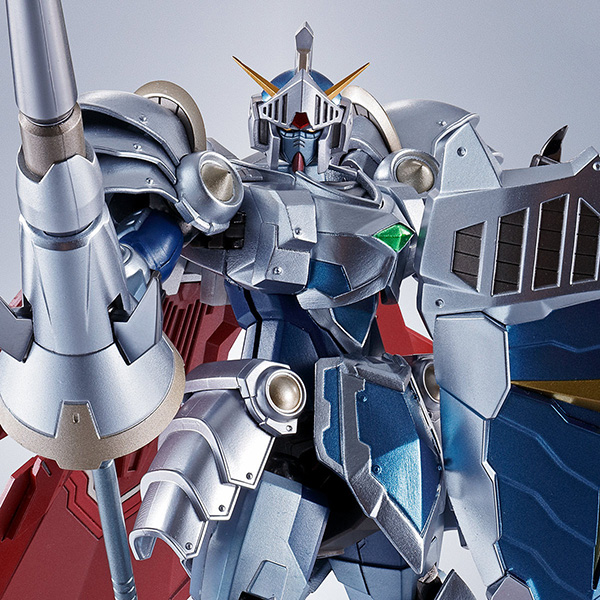 METAL ROBOT魂『騎士ガンダム ~ラクロアの勇者~』SDガンダム外伝 可動フィギュア