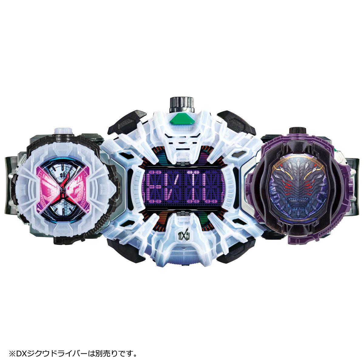 仮面ライダージオウ『DXミラーワールドウォッチセット』変身なりきり-010
