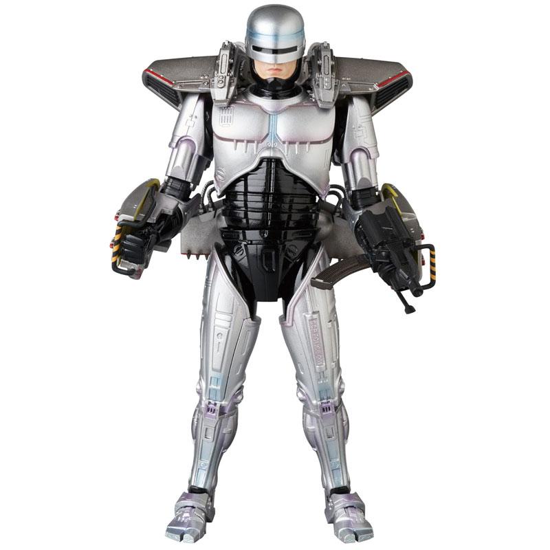 マフェックス No.087『MAFEX ROBOCOP』ロボコップ3 可動フィギュア-001
