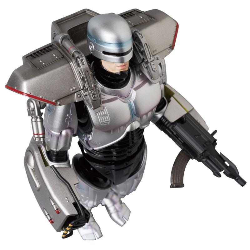 マフェックス No.087『MAFEX ROBOCOP』ロボコップ3 可動フィギュア-011