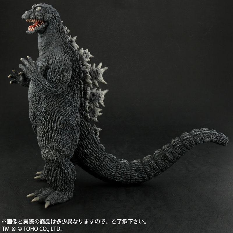 東宝大怪獣シリーズ『ゴジラ(1964)』三大怪獣 地球最大の決戦 完成品フィギュア-003