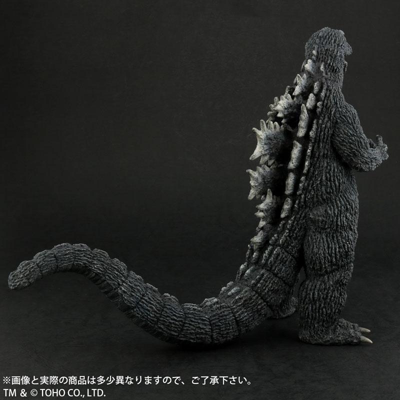 東宝大怪獣シリーズ『ゴジラ(1964)』三大怪獣 地球最大の決戦 完成品フィギュア-004