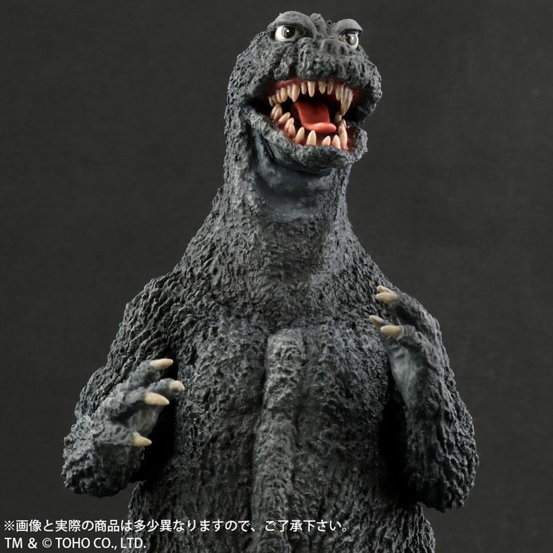 東宝大怪獣シリーズ『ゴジラ(1964)』三大怪獣 地球最大の決戦 完成品フィギュア-005
