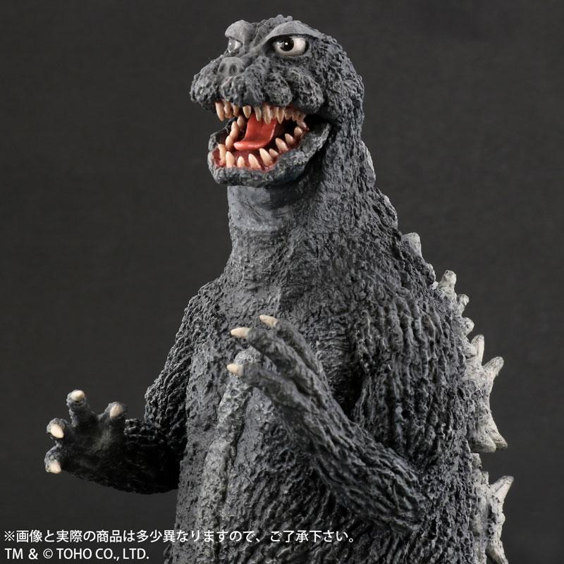 東宝大怪獣シリーズ『ゴジラ(1964)』三大怪獣 地球最大の決戦 完成品フィギュア-006