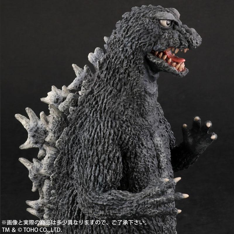 東宝大怪獣シリーズ『ゴジラ(1964)』三大怪獣 地球最大の決戦 完成品フィギュア-008