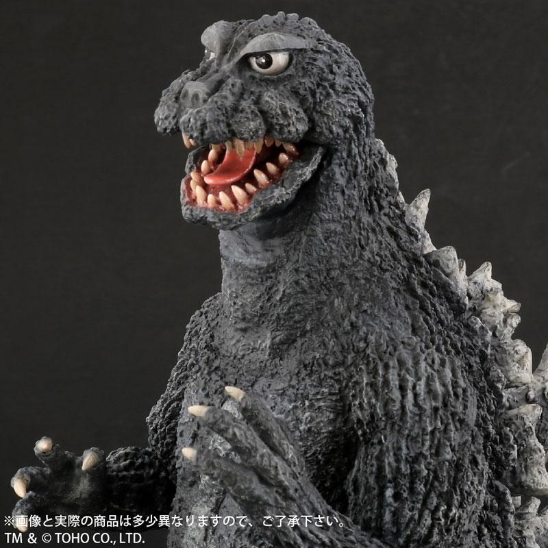 東宝大怪獣シリーズ『ゴジラ(1964)』三大怪獣 地球最大の決戦 完成品フィギュア-009