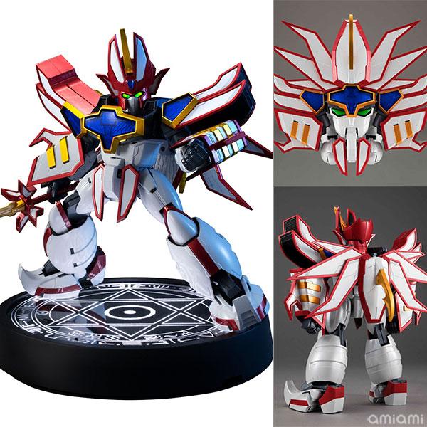 ヴァリアブルアクション Hi-SPEC『スーパーグランゾート』魔動王グランゾート 可動フィギュア