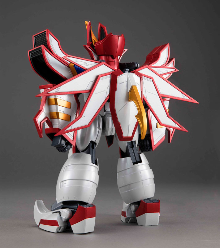 ヴァリアブルアクション Hi-SPEC『スーパーグランゾート』魔動王グランゾート 可動フィギュア-002