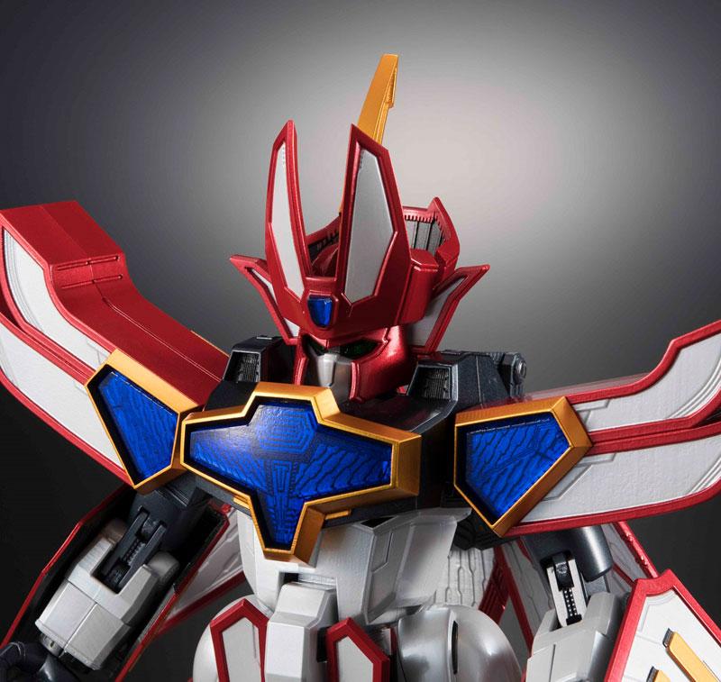 ヴァリアブルアクション Hi-SPEC『スーパーグランゾート』魔動王グランゾート 可動フィギュア-003