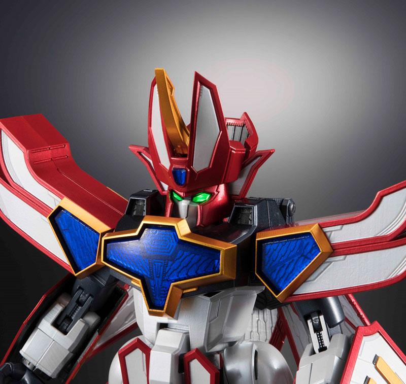 ヴァリアブルアクション Hi-SPEC『スーパーグランゾート』魔動王グランゾート 可動フィギュア-004
