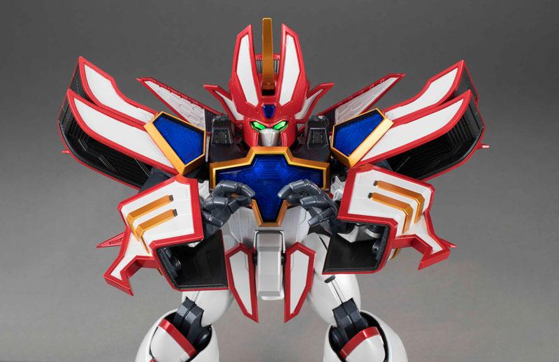 ヴァリアブルアクション Hi-SPEC『スーパーグランゾート』魔動王グランゾート 可動フィギュア-005