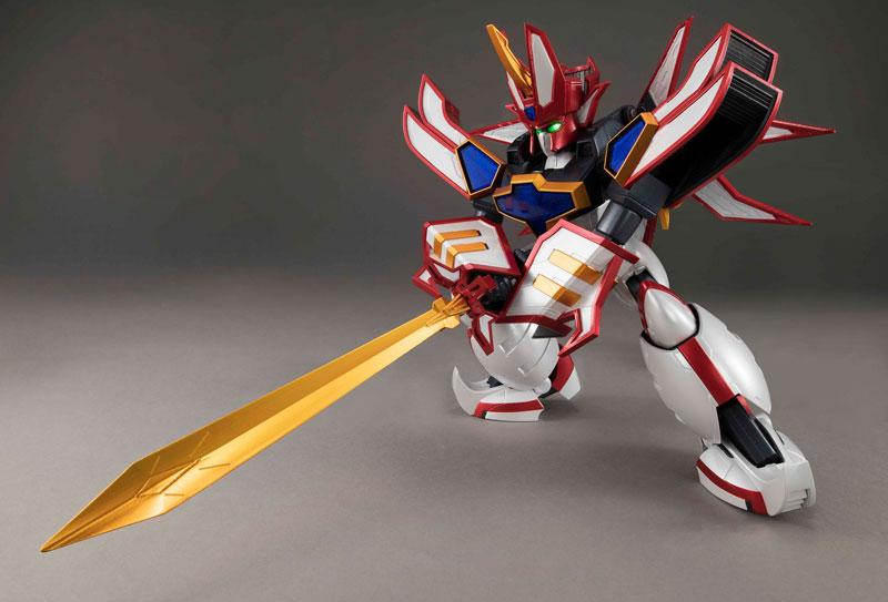 ヴァリアブルアクション Hi-SPEC『スーパーグランゾート』魔動王グランゾート 可動フィギュア-006