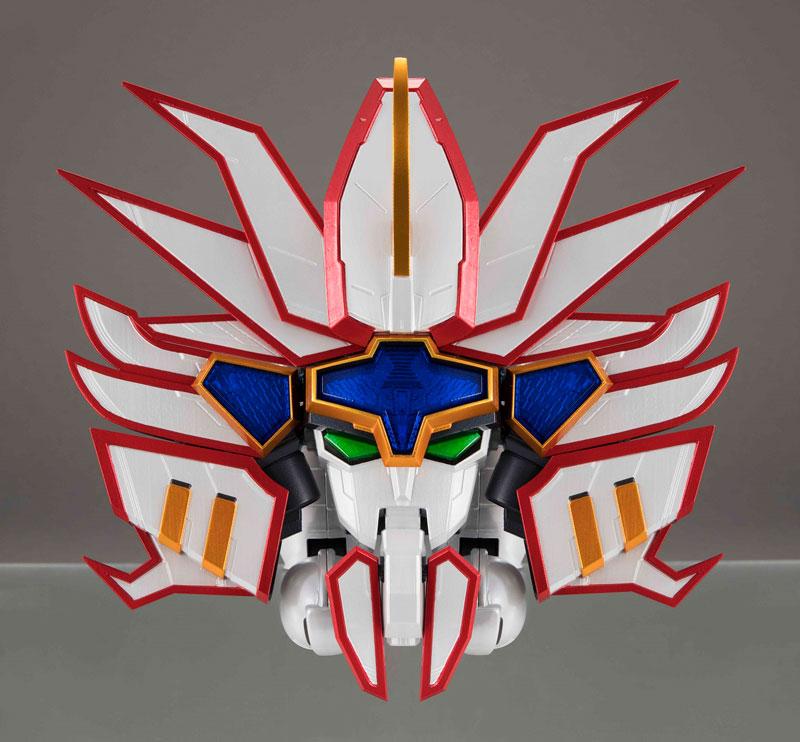 ヴァリアブルアクション Hi-SPEC『スーパーグランゾート』魔動王グランゾート 可動フィギュア-007