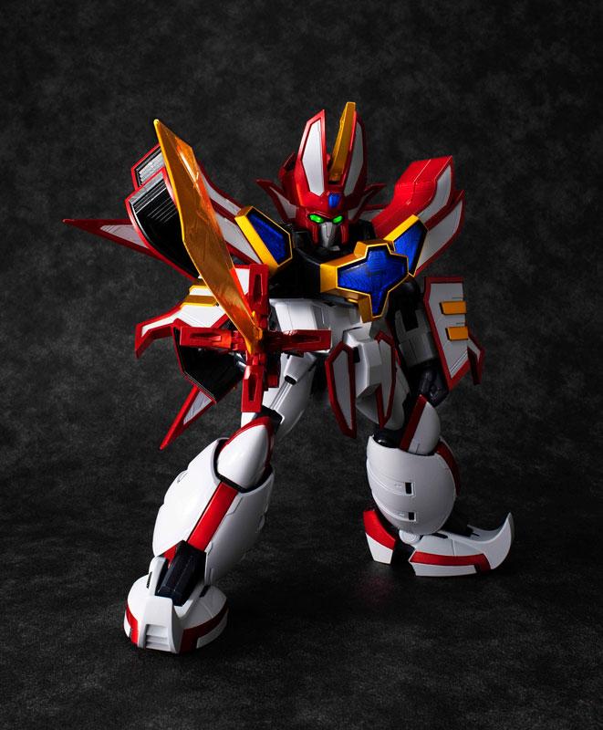 ヴァリアブルアクション Hi-SPEC『スーパーグランゾート』魔動王グランゾート 可動フィギュア-008