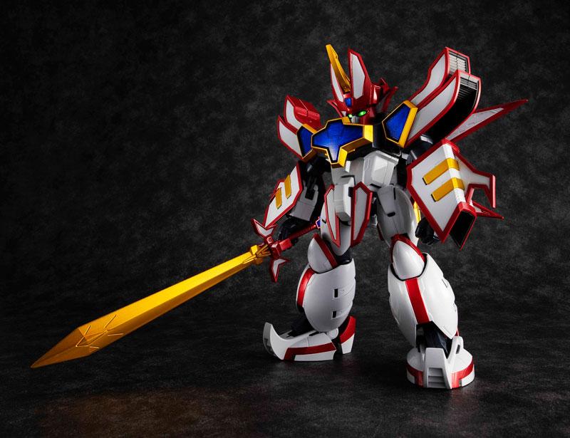 ヴァリアブルアクション Hi-SPEC『スーパーグランゾート』魔動王グランゾート 可動フィギュア-009