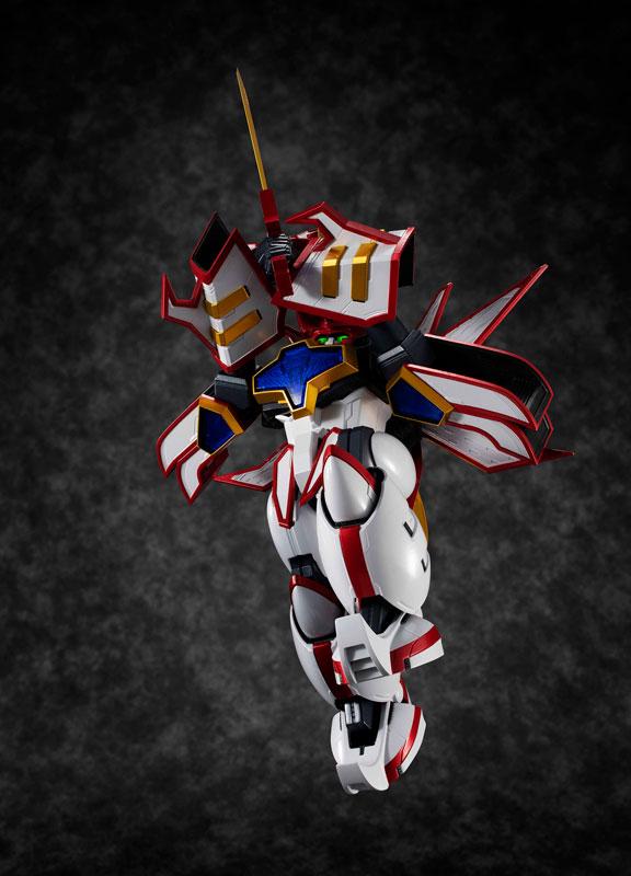 ヴァリアブルアクション Hi-SPEC『スーパーグランゾート』魔動王グランゾート 可動フィギュア-011