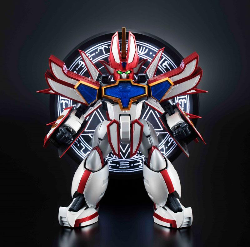 ヴァリアブルアクション Hi-SPEC『スーパーグランゾート』魔動王グランゾート 可動フィギュア-015