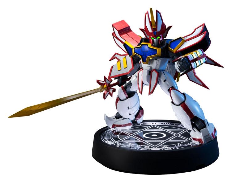 ヴァリアブルアクション Hi-SPEC『スーパーグランゾート』魔動王グランゾート 可動フィギュア-016