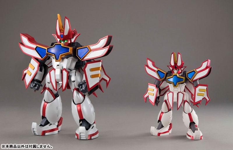 ヴァリアブルアクション Hi-SPEC『スーパーグランゾート』魔動王グランゾート 可動フィギュア-017