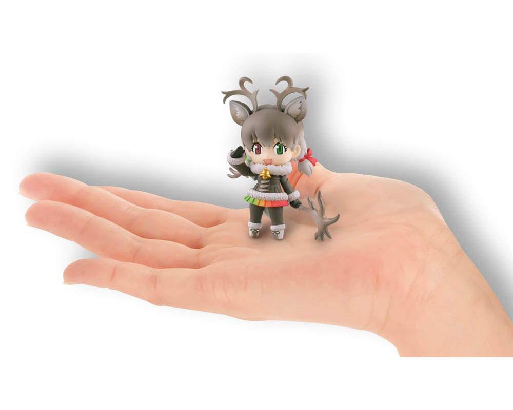 miniQ けものフレンズ デフォルメ立体図鑑『かぷせるフレンズ 北極圏編』8個入りBOX-013