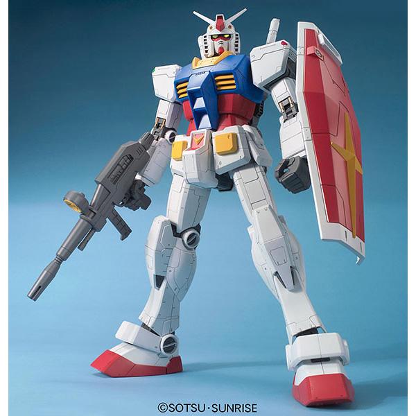 【再販】メガサイズモデル 1/48『RX-78-2 ガンダム』プラモデル