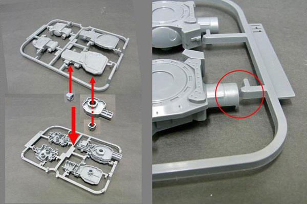 メガサイズモデル 1/48『RX-78-2 ガンダム』プラモデル-006