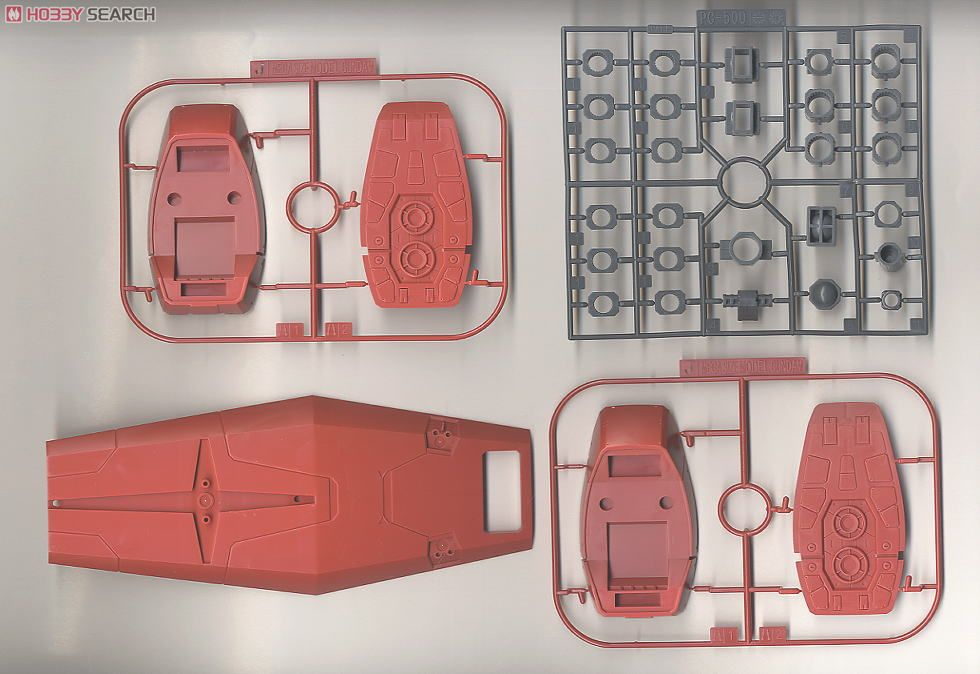 【再販】メガサイズモデル 1/48『RX-78-2 ガンダム』プラモデル-017