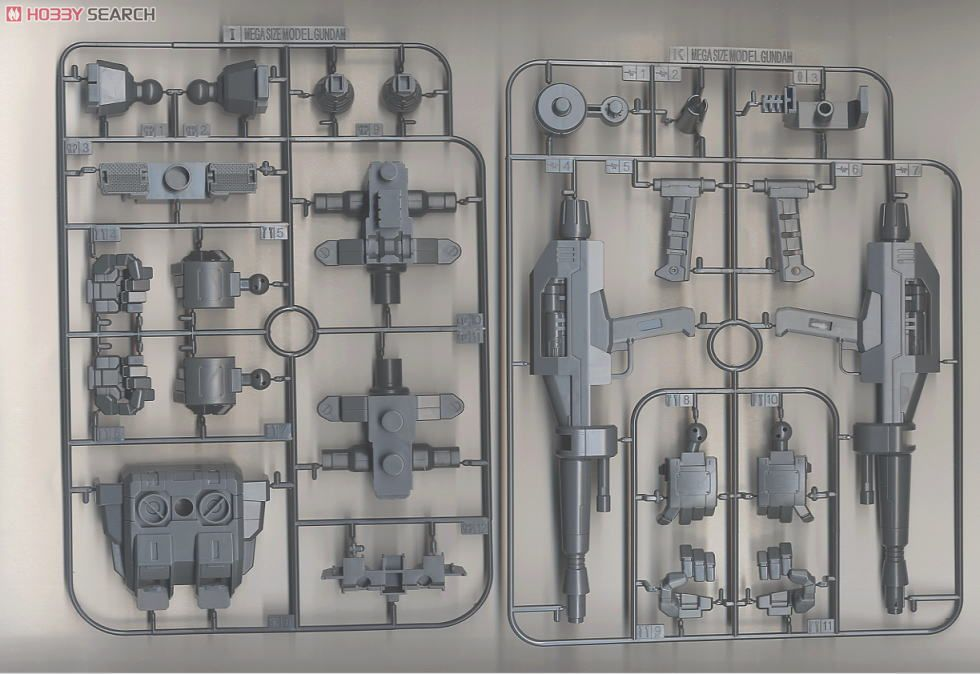 【再販】メガサイズモデル 1/48『RX-78-2 ガンダム』プラモデル-018