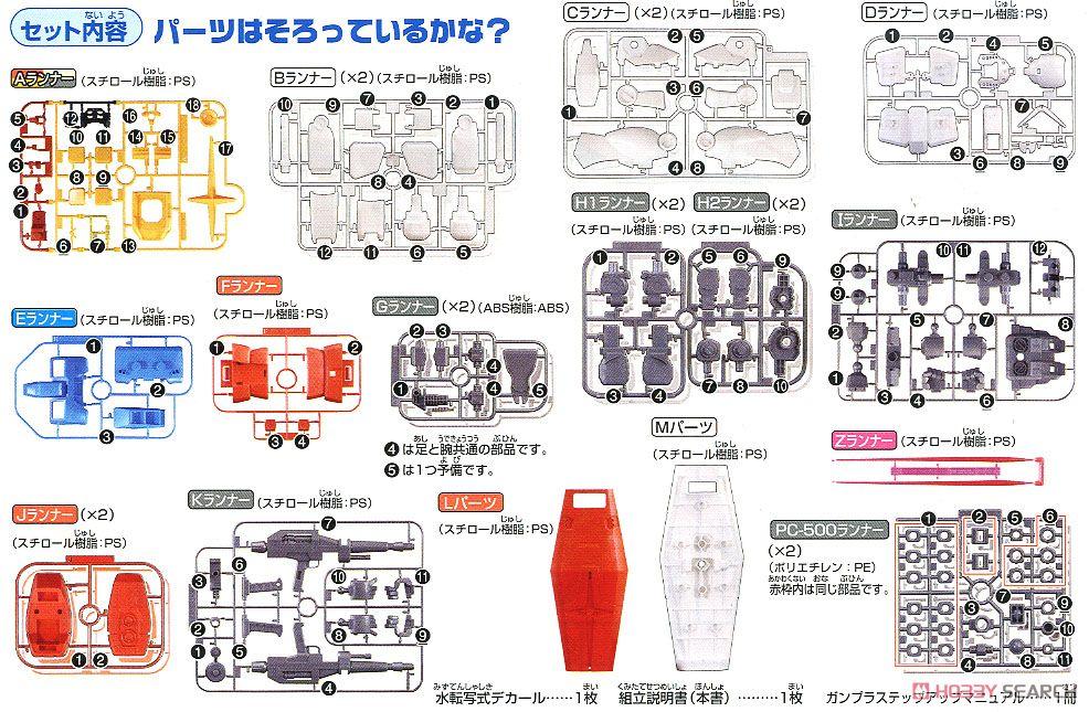 メガサイズモデル 1/48『RX-78-2 ガンダム』プラモデル-030