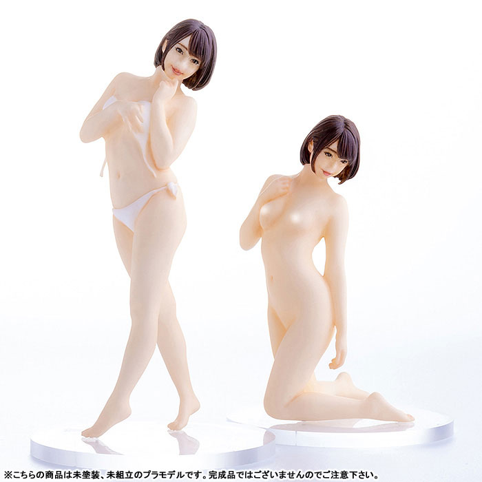 PLAMAX Naked Angel『戸田真琴』1/20 プラモデル-002