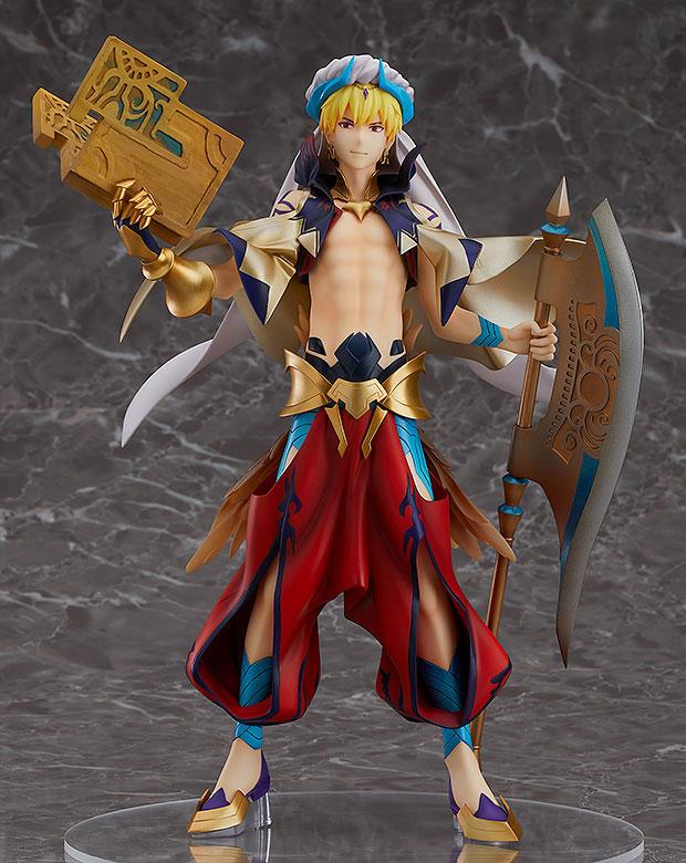 Fate/Grand Order『キャスター/ギルガメッシュ』1/8 完成品フィギュア-002