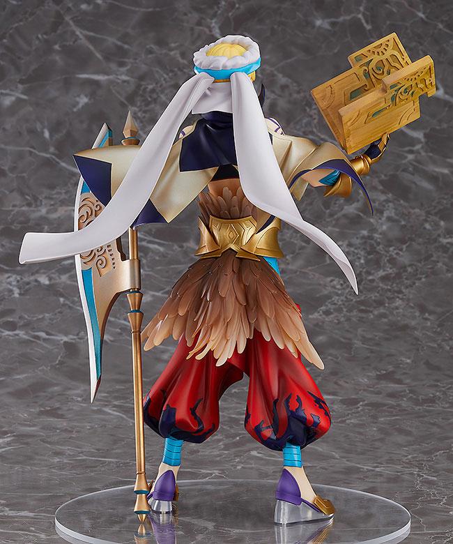 Fate/Grand Order『キャスター/ギルガメッシュ』1/8 完成品フィギュア-004