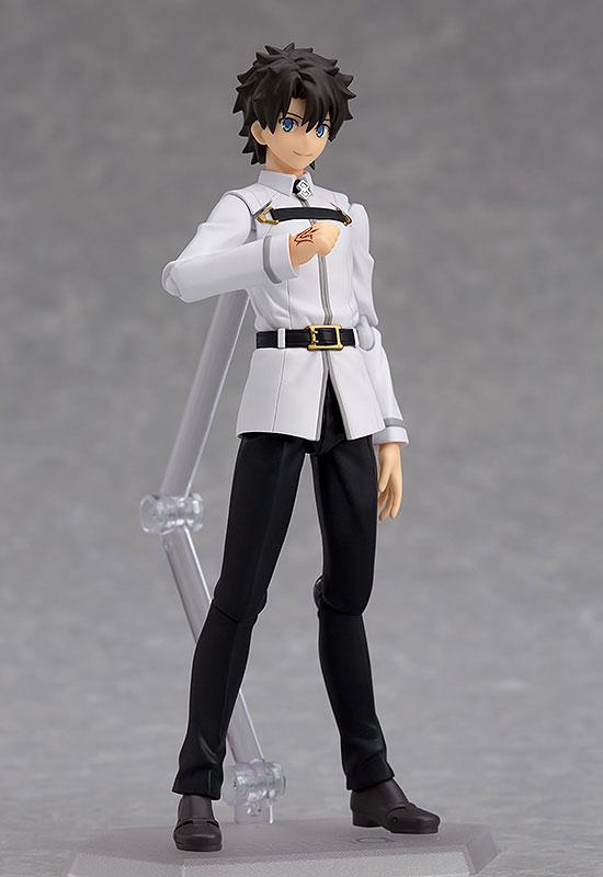 figma『マスター/主人公 男』Fate/Grand Order 可動フィギュア-001